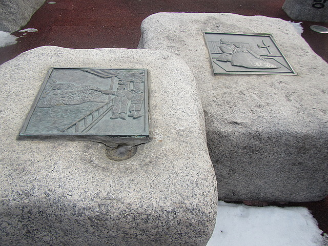 Plaques about Chunhyang