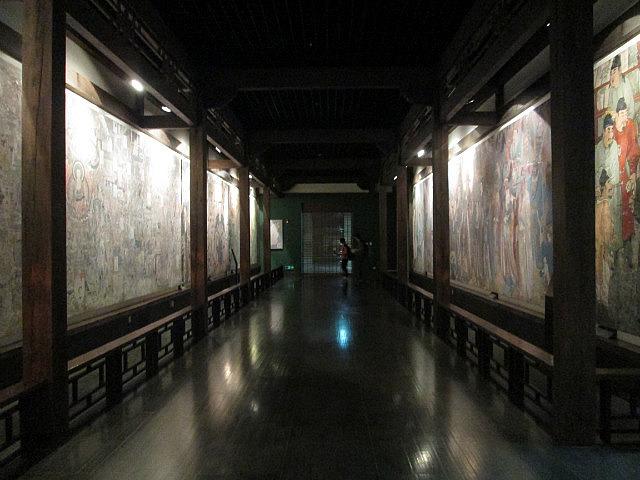 Some amazing frescoes