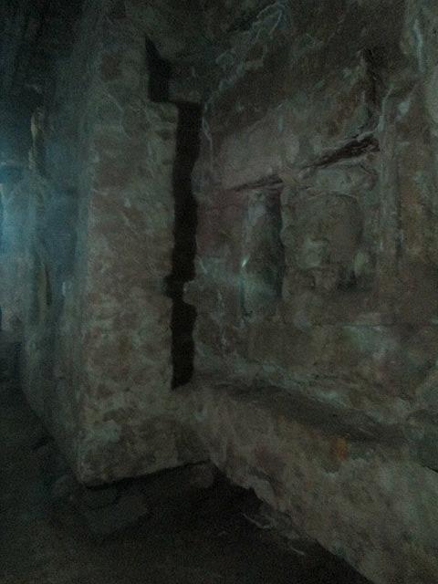 Temple underground