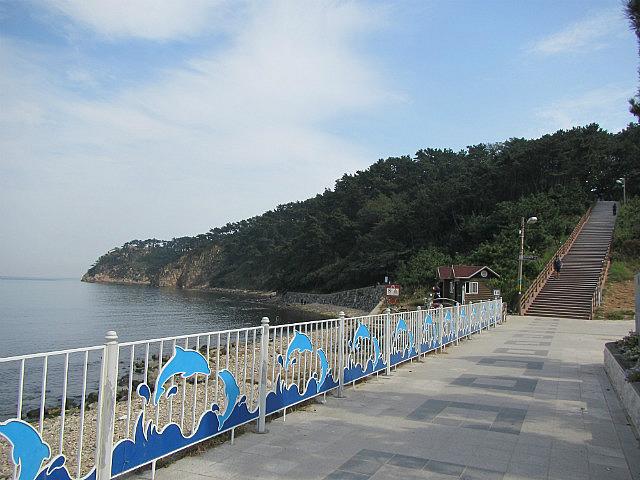 Stairs/boardwalk