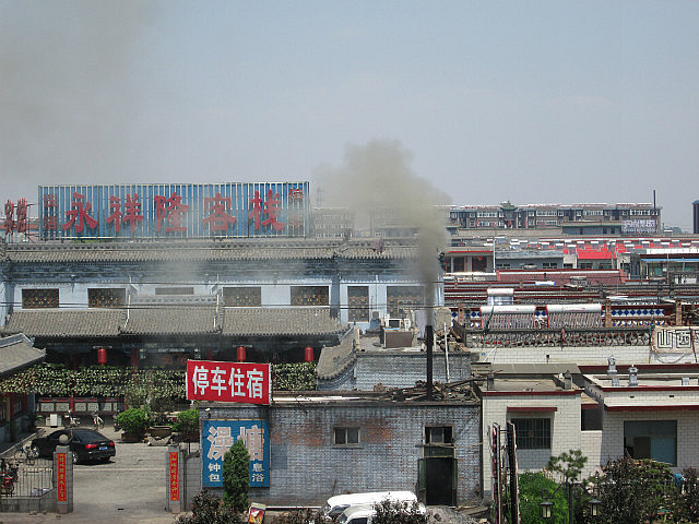 Pingyao pollution