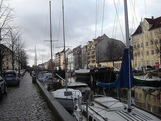 A nice canal