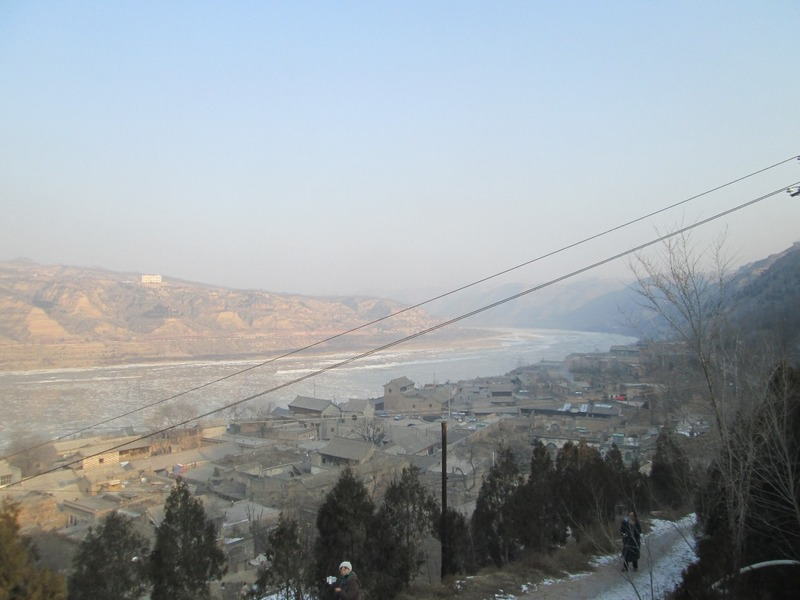 View of the Yellow River
