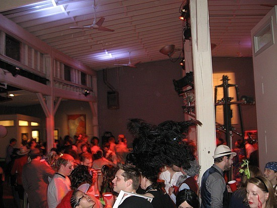 Clearstory Studios' Halloween Party