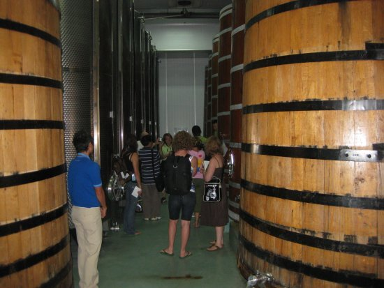 PB winery tour