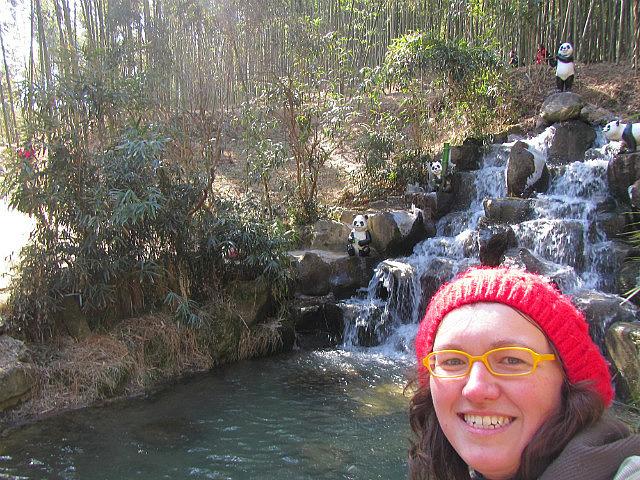 Me vs. waterfall