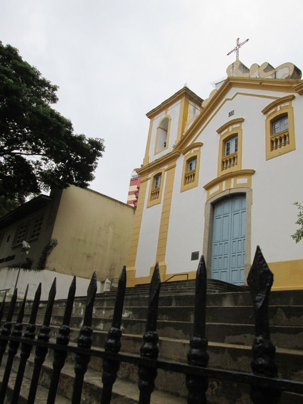 Oldest building in Floripa