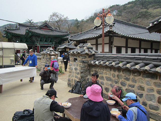 Magok temple