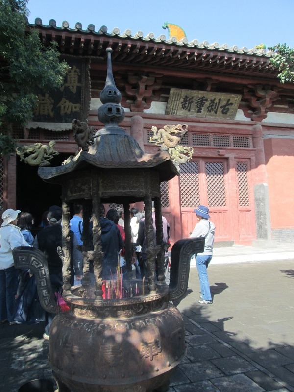 Huayuan temple