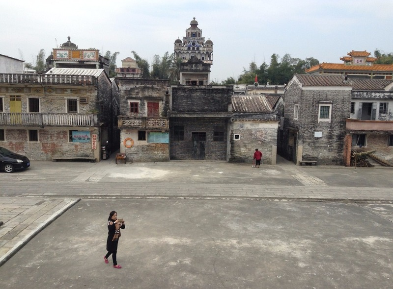Jinjiangli Historic Village