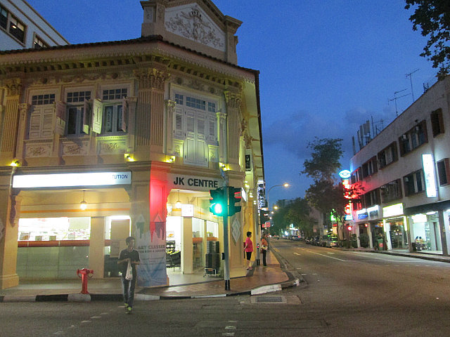 Storefront on Joo Chiat Rd.