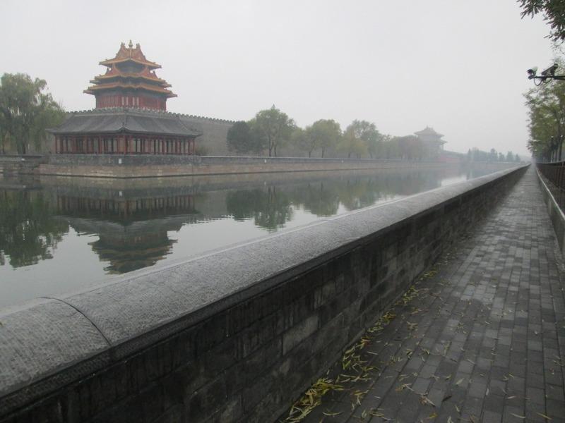 Forbidden Palace moat