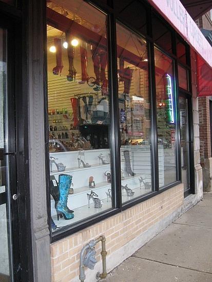 Shoe store I liked