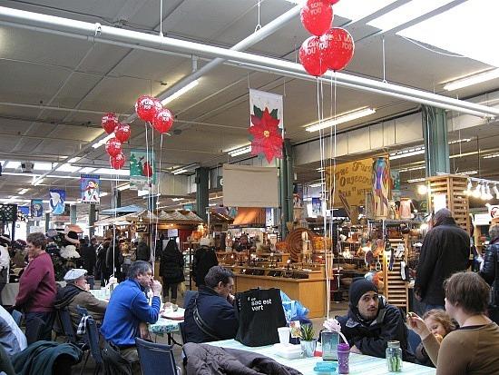 The Strathcona Market