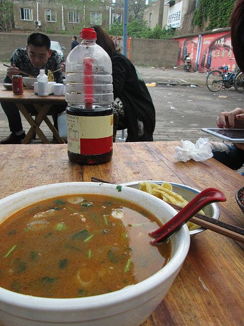 Donkey soup