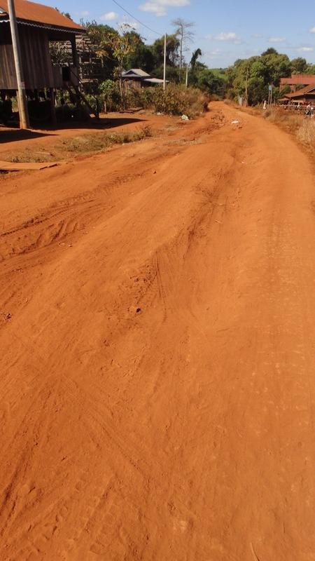 Brutal roads