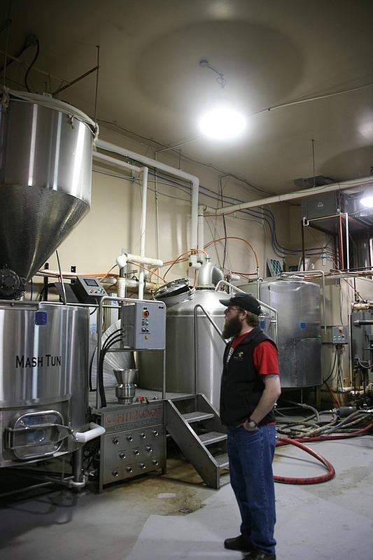 Vats for beer