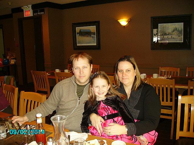 Tim, Emily, Michelle