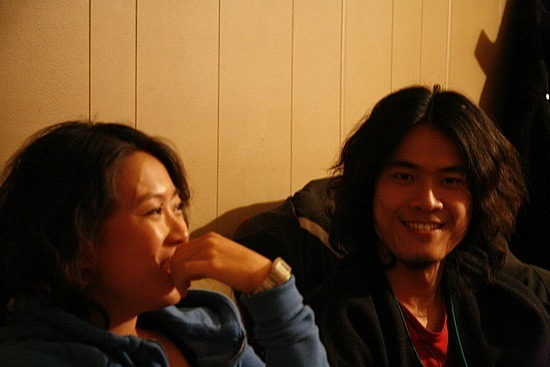 Satomi and Yojiro