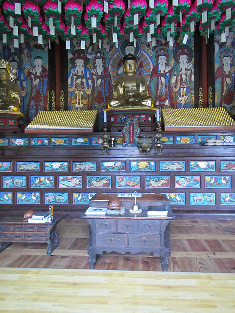 Baengyeonsa Temple
