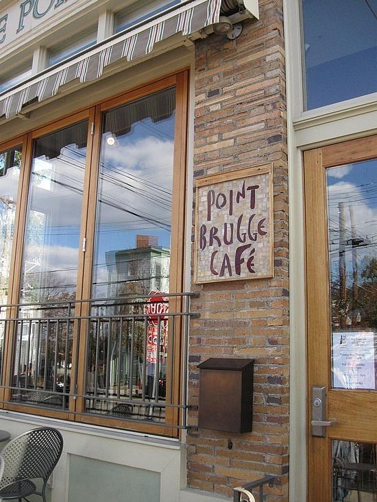 Brugge Cafe