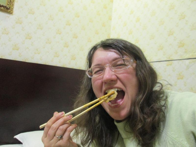 Me vs. Wutai Shan mushrooms