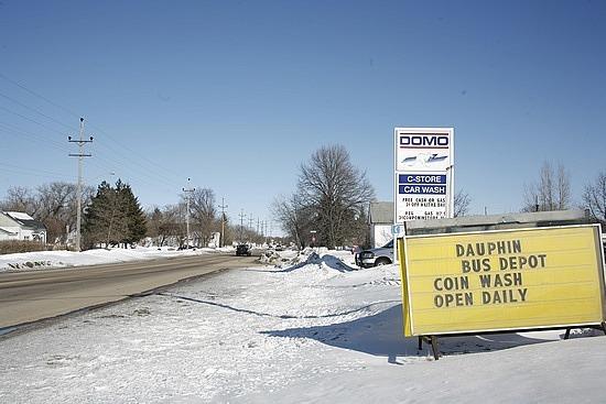 Dauphin coin wash