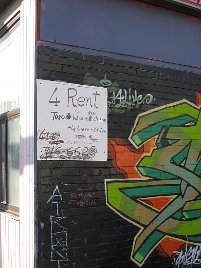 Confused about what is for rent
