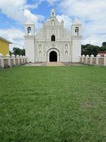 Las Mercedes church