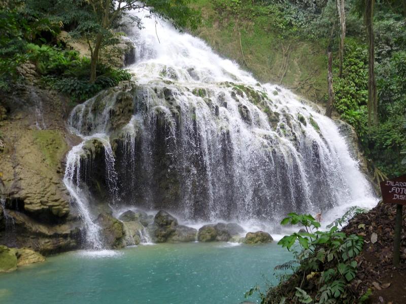 Pabeti Lakera Waterfall