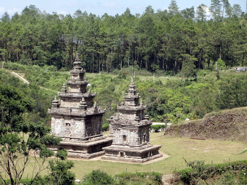 Gedong  Songo third site
