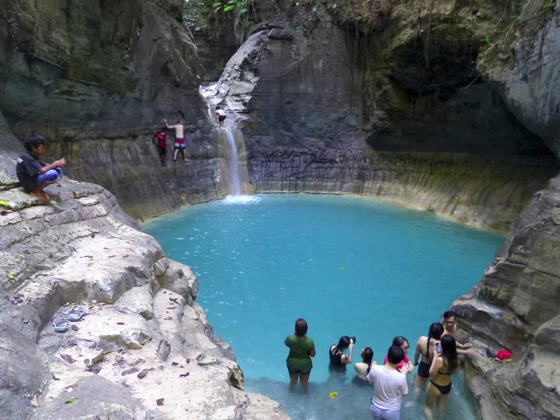 La Winu Waterfall