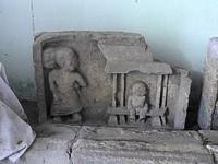 Relief at  Mleri Museum