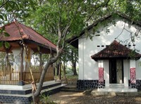 A. A. Panji Tisna Tomb and Chapel