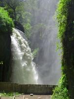 Blawan waterfall