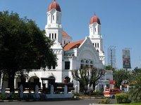 Gedung Lawang Sewu front view