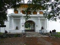 Fort Vastenburg, Main Gate