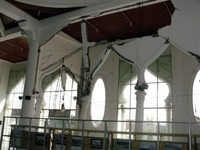 Lampuuk Mosque Damage