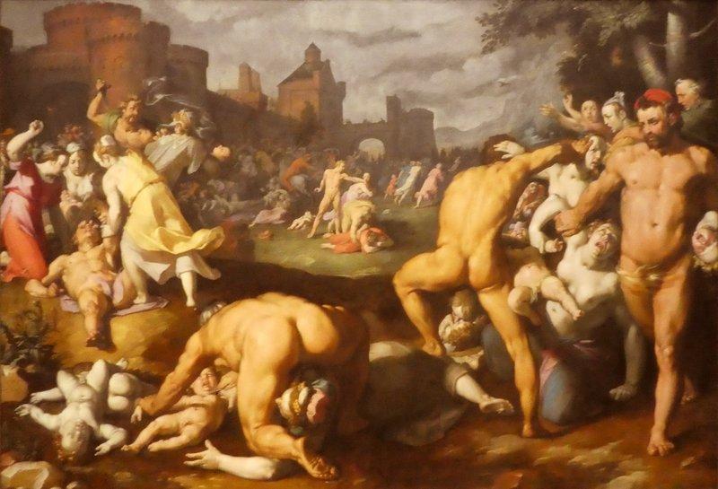 Bethlehem Children murder