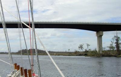 New Fairfield bridge