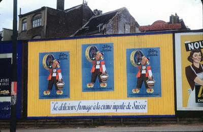 Belgium billboards