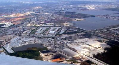 Landing Miami