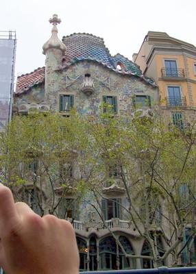Gaudí's Casa Batlló