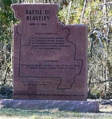 Battle of Blakely