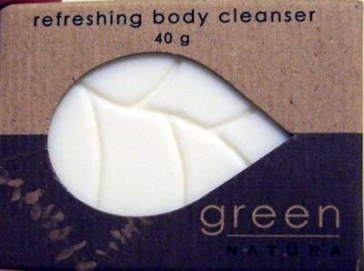Leaf soap