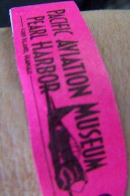 Museum armband