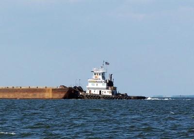 Tug and barge