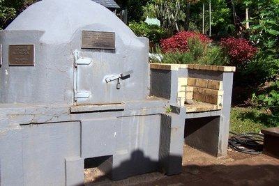 Portuguese oven
