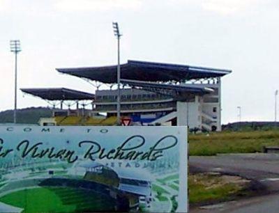 Sir Richards cricket stadium