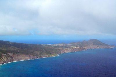 Inhabited part of Montserrat - Montserrat